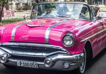 old car tours in havana - Cuba