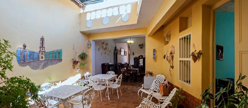 Alameda 65 -  Lodging House  located in Trinidad, Sancti Spiritus