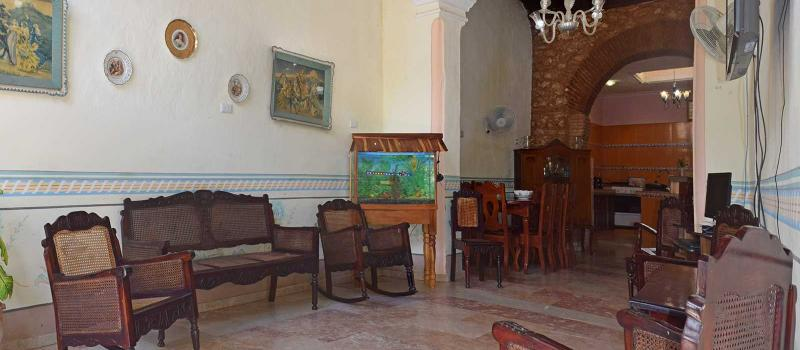 Aromas del Caribe -  Lodging House  located in Trinidad, Sancti Spiritus