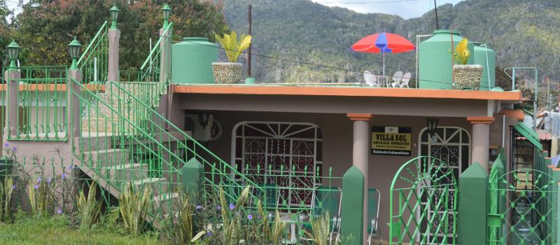 Villa Sol -  Lodging House  located in Viñales, Pinar del Rio