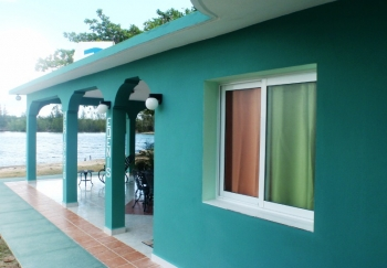 La casita del puerto -  Apartment   located in Ciénaga de Zapata, Matanzas